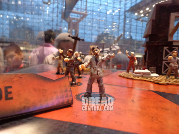 New York Comic Con 2013: Mega Bloks Wars with Zombies for Call of Duty