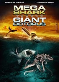 Mega Shark vs. Giant Octopus on DVD