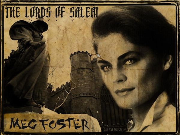 Meg Foster to Take on Rob Zombie's Lords of Salem