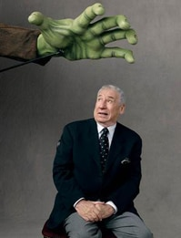 Mel Brooks working on serious horror