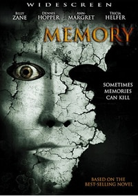 Memory DVD (click for larger image)