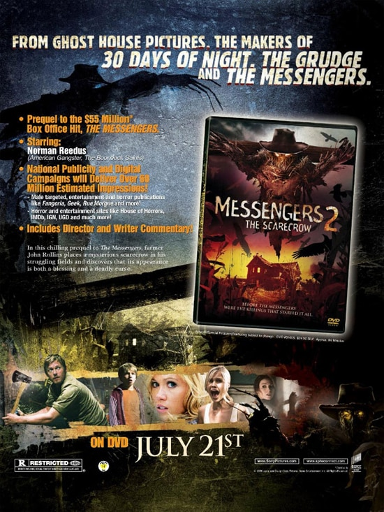 Early Messengers 2 DVD Art