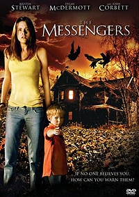 The Messengers DVD (click for larger image)
