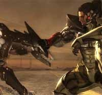 metal gear rising dlc - Blade Wolf DLC Now Available for Metal Gear Rising: Revengeance
