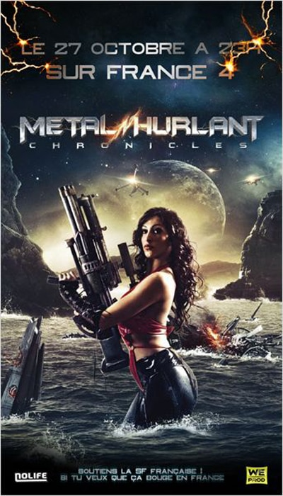 metal hurlant 2 - Massive Image Gallery and Several Bits of Artwork for the Metal Hurlant Chronicles