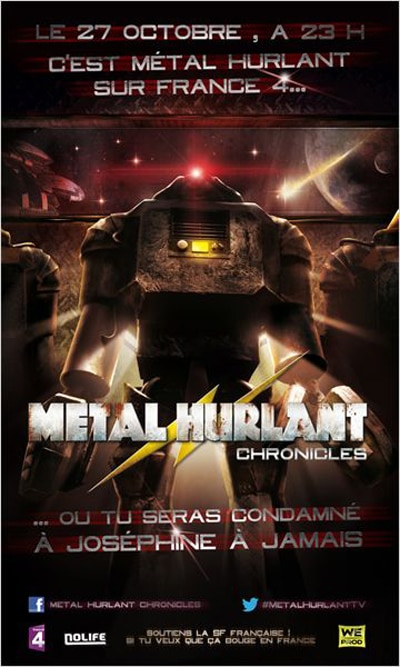 metal hurlant 3 - Massive Image Gallery and Several Bits of Artwork for the Metal Hurlant Chronicles