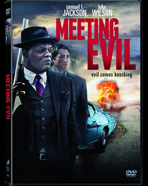 mevil - Exclusive Clip Sets up a Time for Meeting Evil