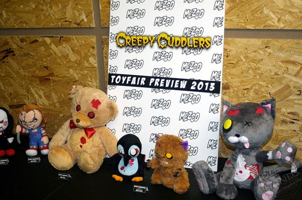 Toy Fair 2013: Mezco Brings New Universal Monsters, Living Dead Dolls, Creepy Cuddlers and More!