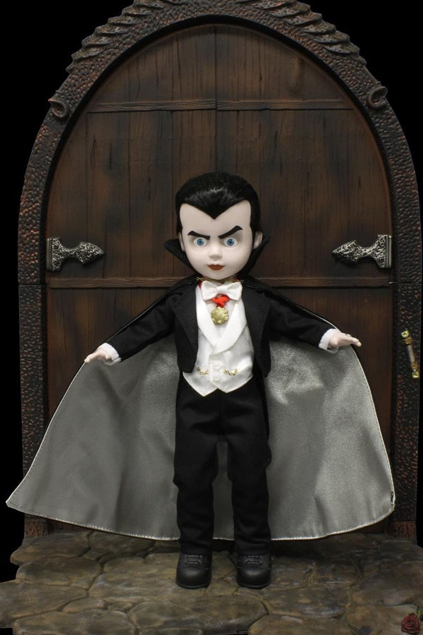 Mezco's Living Dead Dolls Universal Monsters: Dracula Coming in October