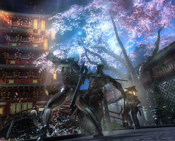New Screens, Videos and DLC Revealed For Metal Gear Rising: Revengeance