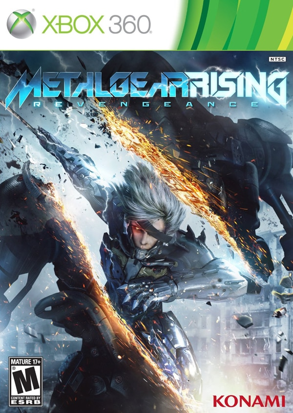 mgrxb - Metal Gear Rising: Revengeance Gets Two Action-Packed Videos