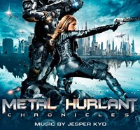 Metal Hurlant Chronicles Season One Soundtrack Available February 25th