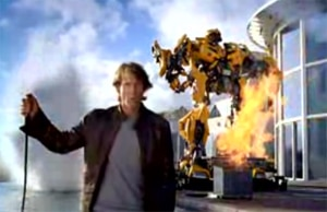Michael Bay: Serious buisness