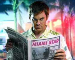 Michael C. Hall as Dexter