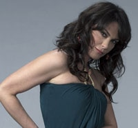michelle forbes - True Blood's Michelle Forbes Becomes One of The Returned