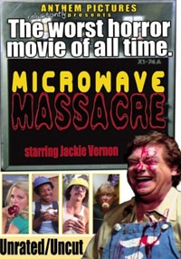 Microwave Massacre DVD review!