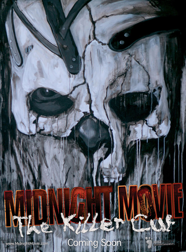 Midnight Movie: The Killer Cut On its Way! First Teaser Art!