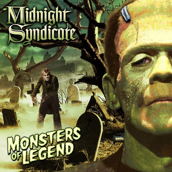 midnightsyndicate CD - Midnight Syndicate's New CD Monsters of Legend  to Be Unleashed in July