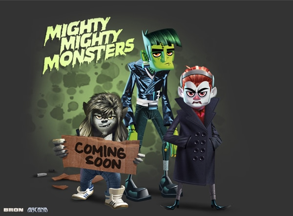 Mighty Mighty Monster Reanimates For TV