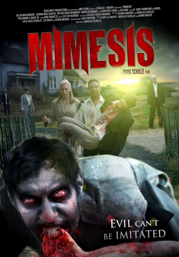 Anchor Bay Bringing More Dead Hijinx our Way with Mimesis: Night of the Living Dead