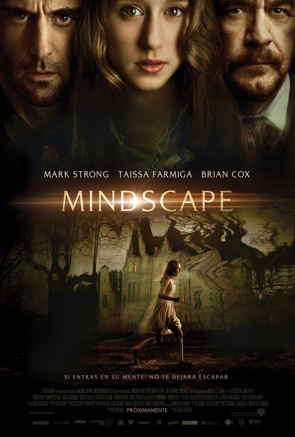 mindscape poster 2 - Second Mindscape Poster Found on the Run