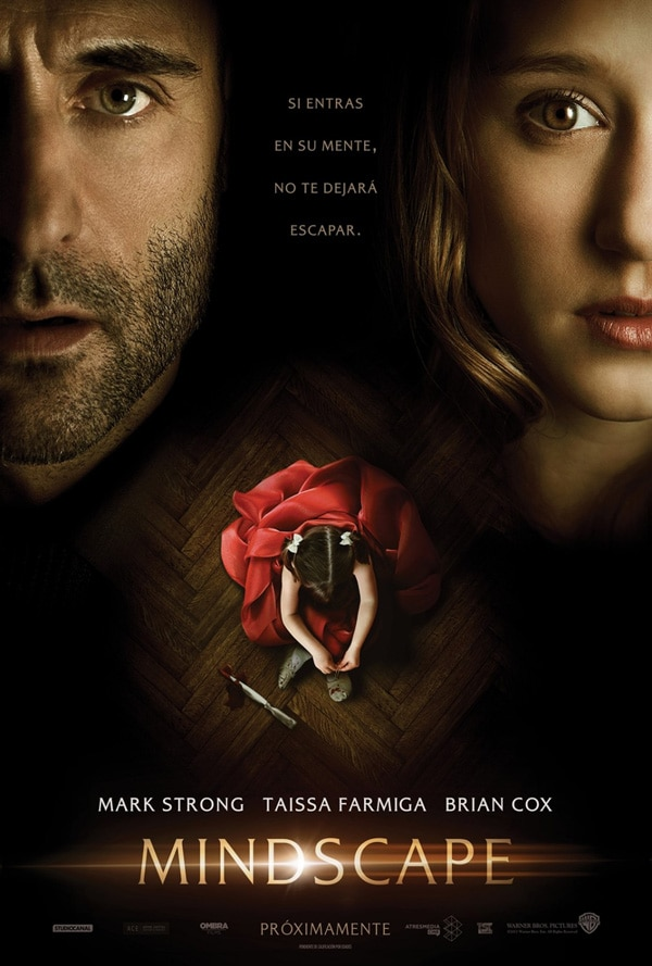 mindscape poster - Spain Traverses Jaume Collet-Serra's Mindscape on Halloween