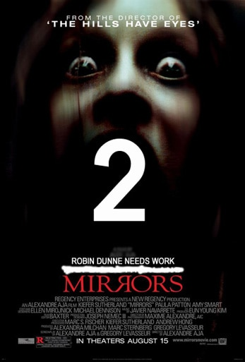 San Diego Comic-Con 2010: Exclusive Trailer Debut - Mirrors 2 (click for larger image)