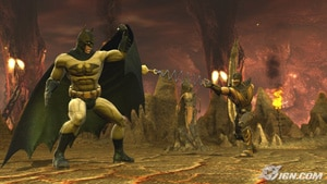 Mortal Kombat Vs. DC Universe will be gory!