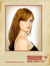 The beautiful women of Murder Loves Killers Too!