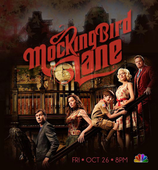 Five Clips Take You Down Mockingbird Lane