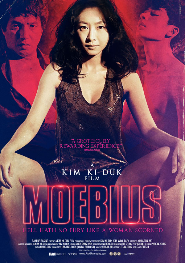 Hell Hath No Fury Like These Stills, Artwork, and Trailer for Moebius