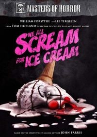 Masters of Horror: We All Scream for Ice Cream DVD (click for larger image)