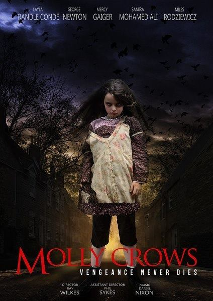 Indie Horror Month 2013: Meet Molly Crows - One Vengeful Little Witch!