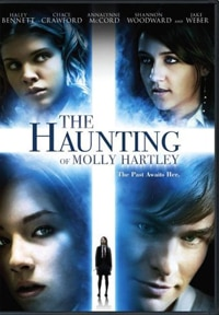 The Haunting of Molly Hartley DVD review (click for larger image)