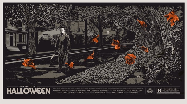 Mondo Releases Badass Halloween Posters in Time for Screening!