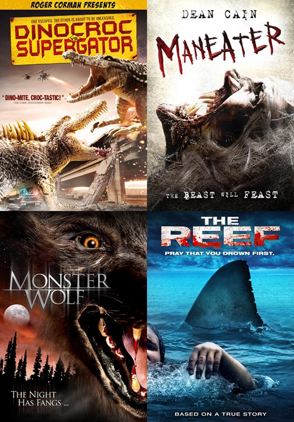 July Will Be a Good Month to Get Eaten Alive on Home Video
