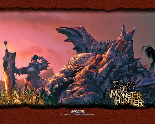 Paul W.S. Anderson Looking to Leave His Bloody Mark on a New Capcom Franchise - Monster Hunter!