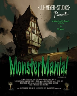 MonsterMania! poster (click to see it larger!)