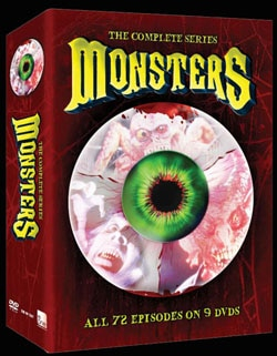 Monsters: The Complete Series (DVD)
