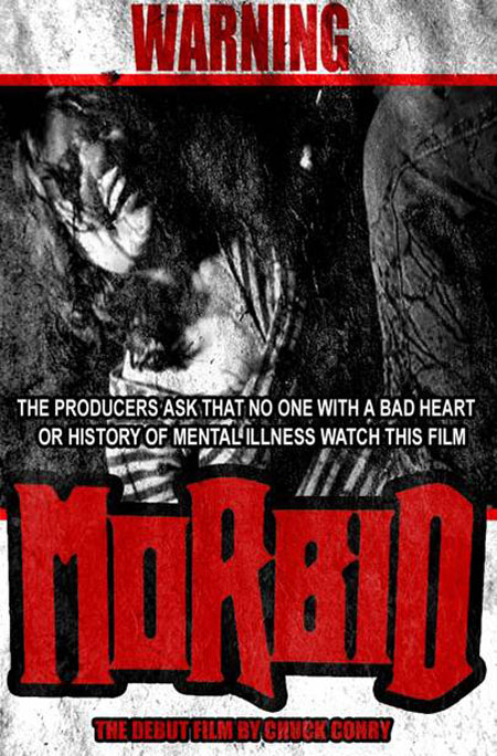 New Trailers, Posters, and Set Photos for Chuck Conry's Morbid
