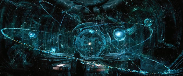 More Prometheus Madness - New Stills + Audio Puzzles = Geek Heaven
