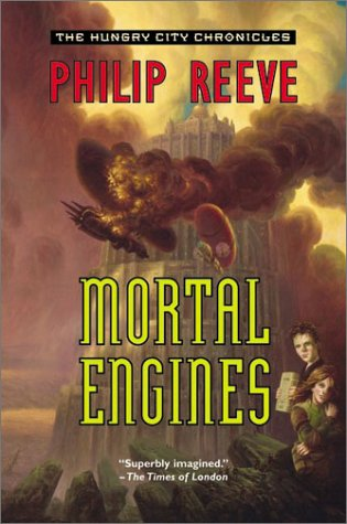Peter Jackson Revving His Mortal Engines