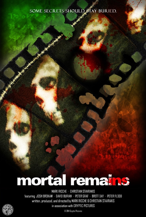 mortalremains - Exclusive: Christian Stavrakis and Mark Ricche Talk Mortal Remains; New Trailer Debuts Today!