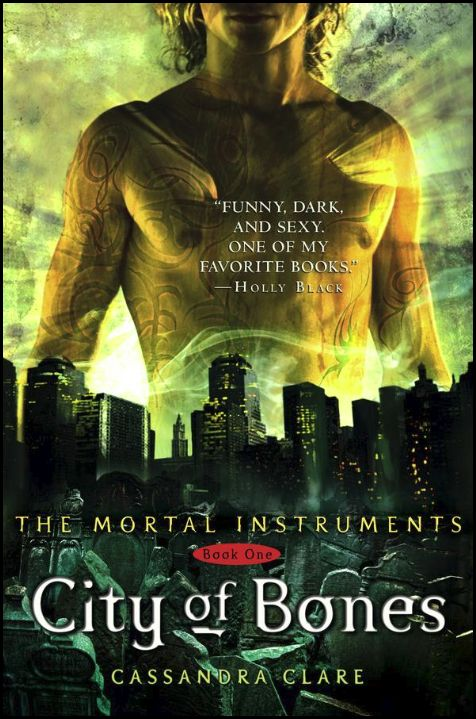 morti - A Vampire Bites into Mortal Instruments