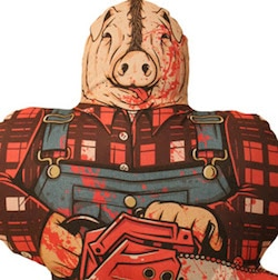 The Next Horror Decor Horror Buddy Comes From Motel Hell