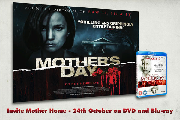 UK Readers: Celebrate Mother's Day with the Chance to Win a Blu-ray and Poster!