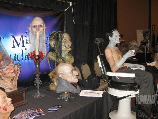 Event Report: Monsterpalooza, Burbank CA (click for larger image)