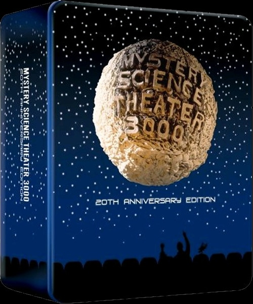 Mystery Science Theater 3000: 20th Anniversary Artwork!