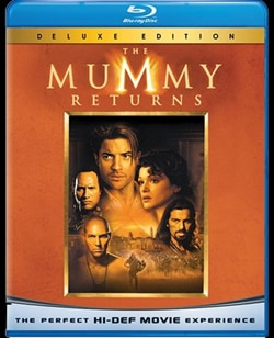 The Mummy Returns on Blu-ray review (click for larger image)
