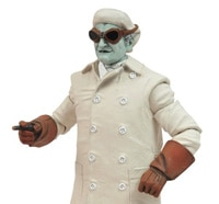 The Munsters Action Figures Are Hotroddin' in Series 3 from Diamond Select
